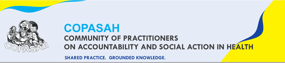 Community of Practitioners on Accountability and Social Action in Health